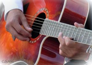 Hands make music